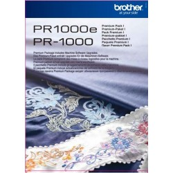 BROTHER PR1000, PR1000e ,PR1050 Premium pack1
