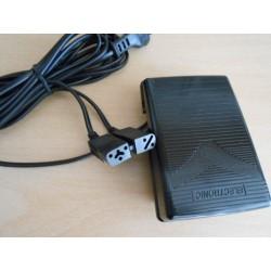 Pédale adaptable et cable husqvarna optima 120/150/185