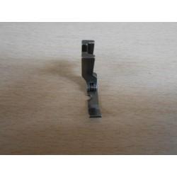 pied fermeture éclair machine à coudre industrielle