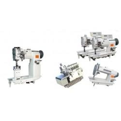 Machines à coudre industrielles