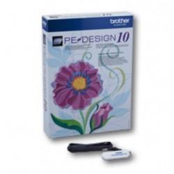 Kit d'évolution du logiciel PE-Design version 5/6/7/8/Next vers PE-Design 10