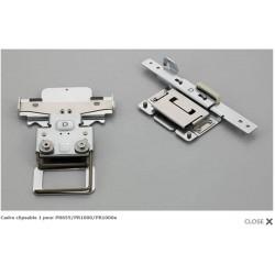 Cadre clipsable pour PR655, PR1000, PR1000e, PR1050