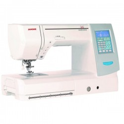 JANOME HORIZON MEMORY CRAFT 8200QC SPECIAL EDITION