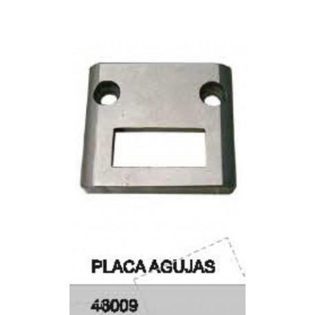 plaque a aiguille couture normale pfaff 335