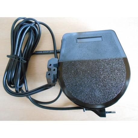 Cable avec pédale machine a coudre Jaguar , thimonnier, toyota