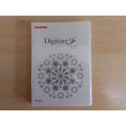 Logiciel digitizer Junior Janome