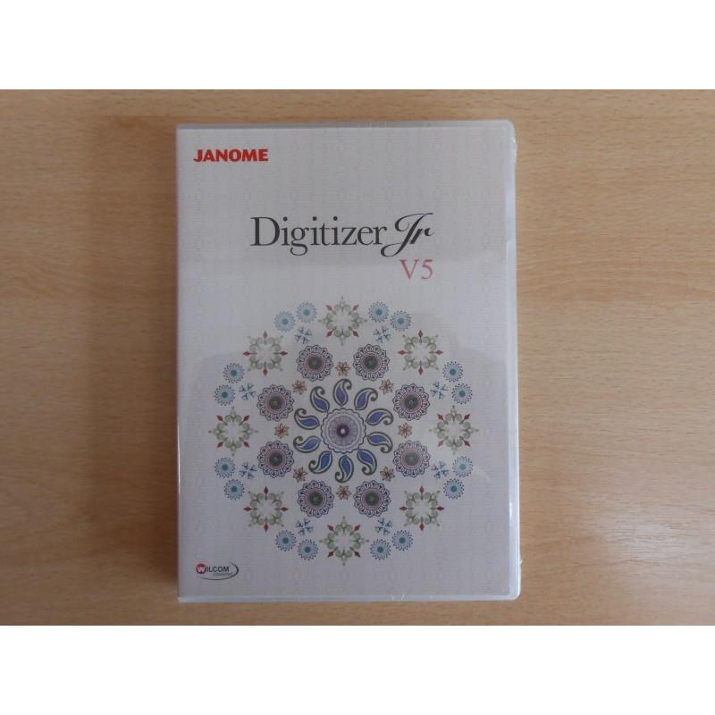 logiciel digitizer junior v5 janome machine coudre petit. Black Bedroom Furniture Sets. Home Design Ideas