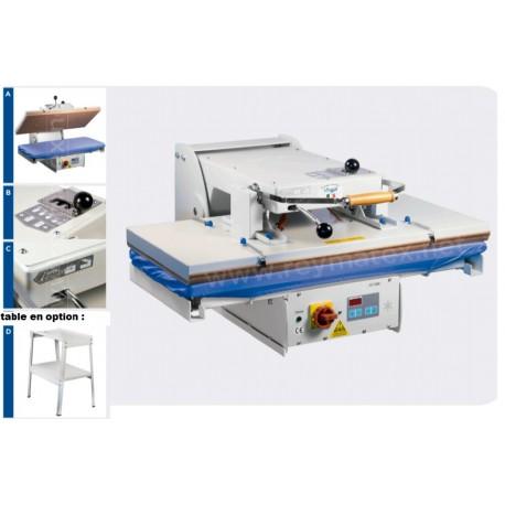 presse à thermoccoller Comel PL / T900 90 × 40