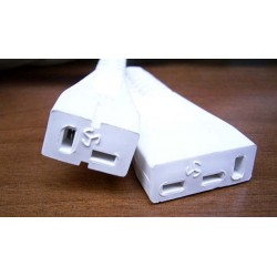 Cable pour machine a coudre mondipoint asymetrique